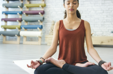 What is the goal of meditation?