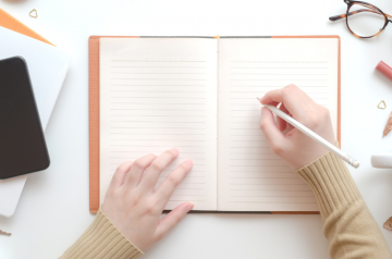 Notebook ideas to inspire you.